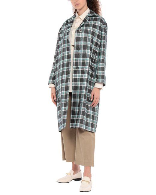 Manteau long Paul Smith en coloris Blue