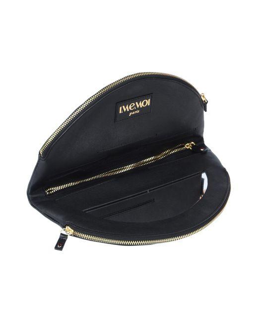 Imemoi Black Handtaschen