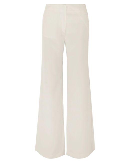 Paul & Joe Pantalones de mujer de color blanco