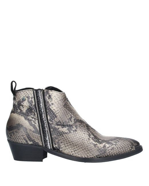 Replay Natural Ankle Boots