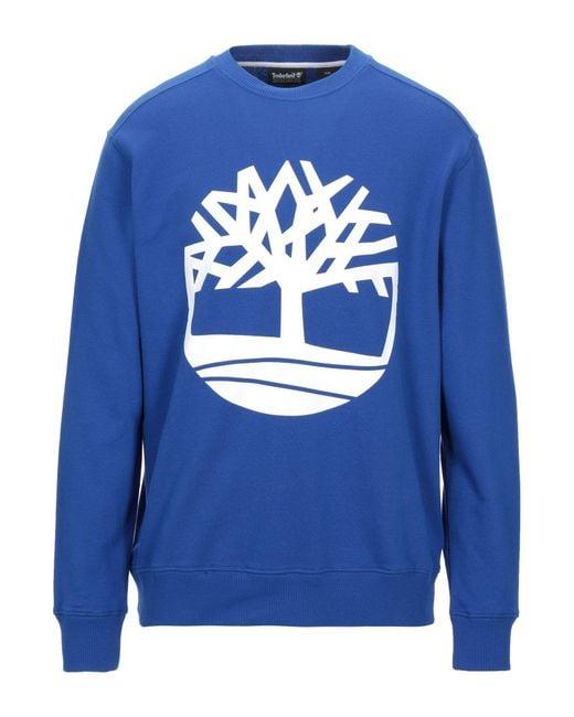 Timberland Blue Sweatshirt for men
