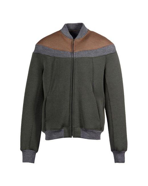 Kolor - Green Jacket for Men - Lyst