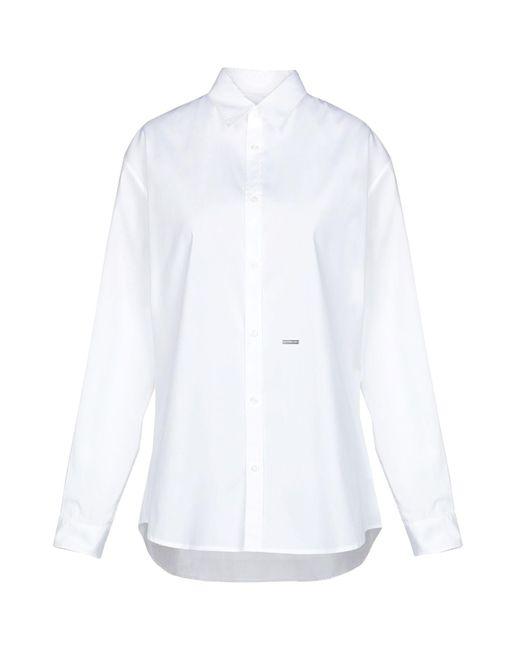 DSquared² White Shirt