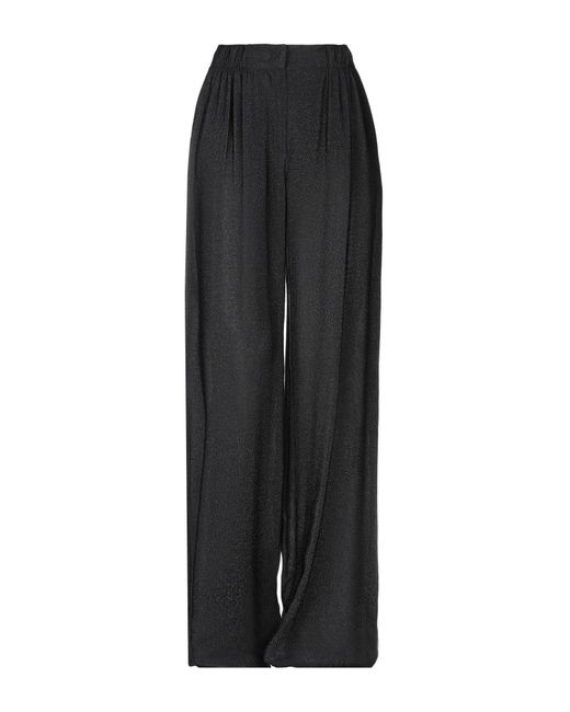 Armani Black Casual Pants