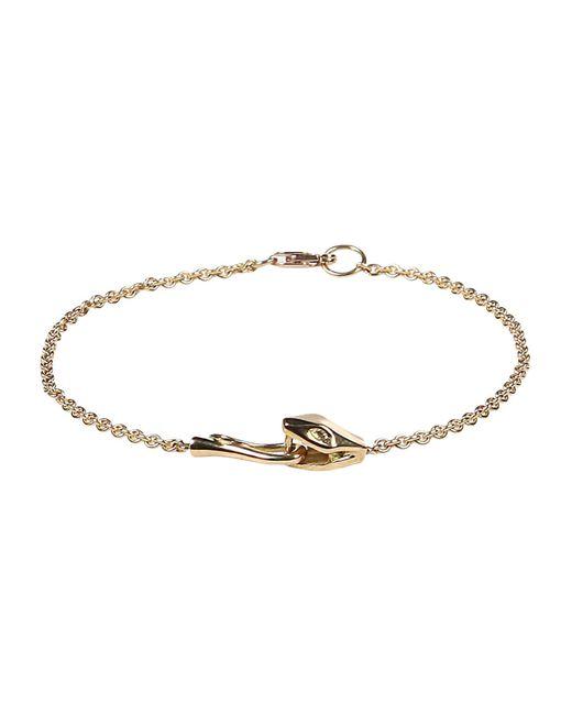 Marc Alary - Metallic Bracelet - Lyst