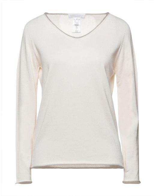 Pullover Fabiana Filippi de color White
