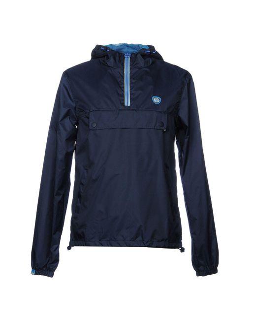 Superdry Blue Jacket for men