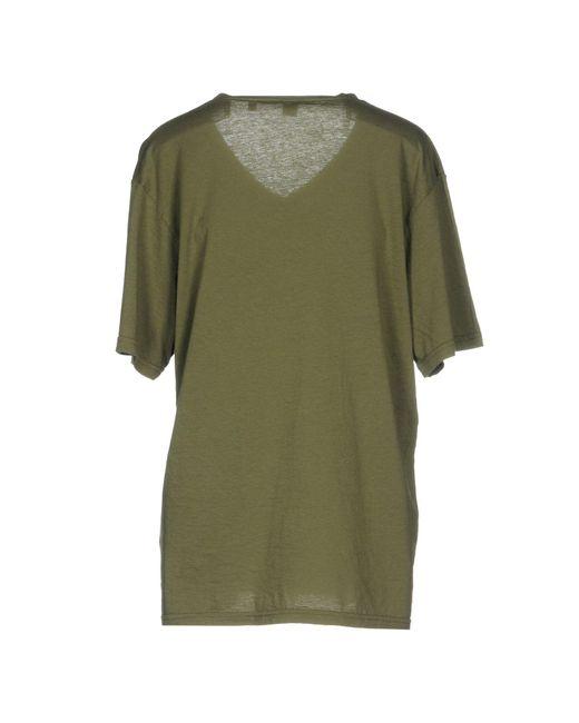 Aspesi Green T-shirt