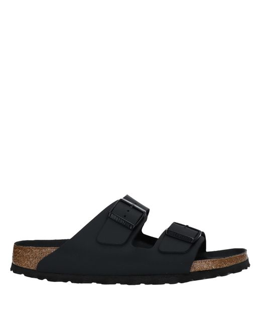 Birkenstock Black Sandals for men