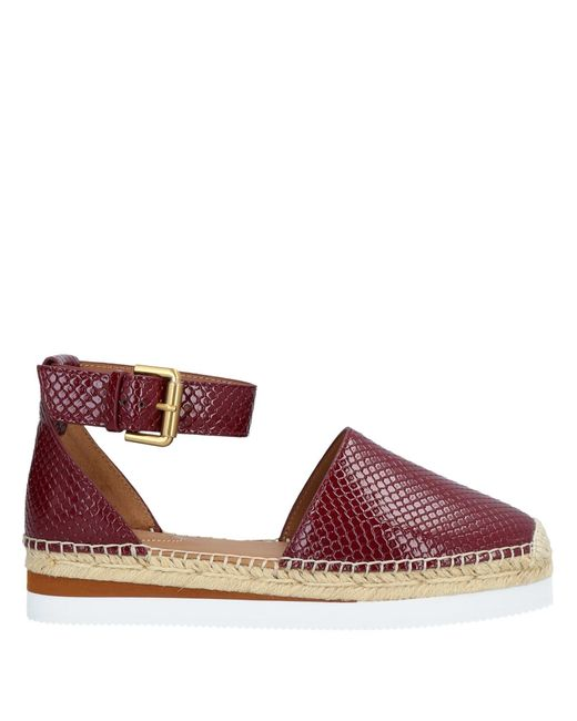 Espadrilles See By Chloé en coloris Multicolor