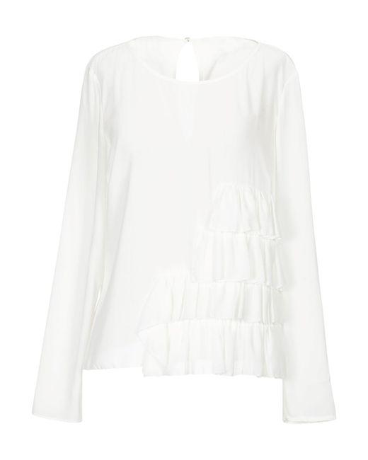 Blusa di Patrizia Pepe in White