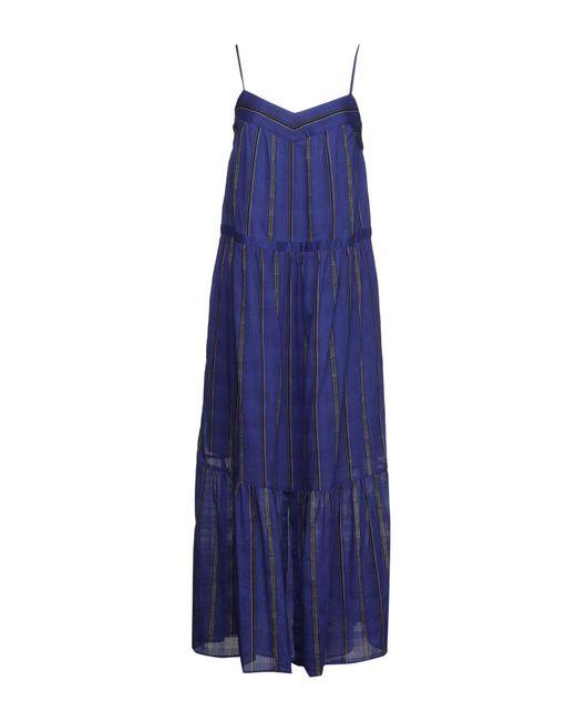 Vestido largo Ba&sh de color Blue