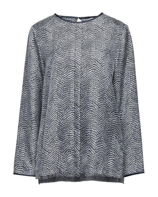 Blusa di Max Mara in Gray