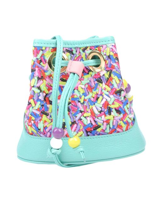 Boutique Moschino - Green Cross-body Bag - Lyst