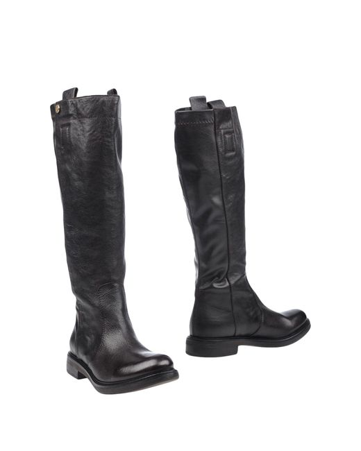 Manila Grace - Brown Boots - Lyst