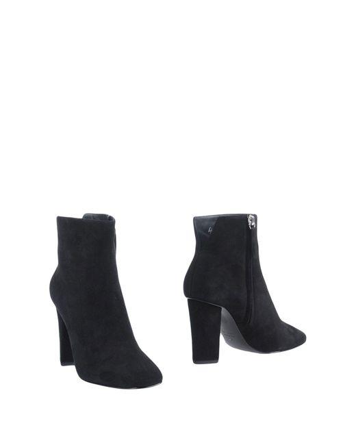Giuseppe Zanotti   Black Ankle Boots   Lyst