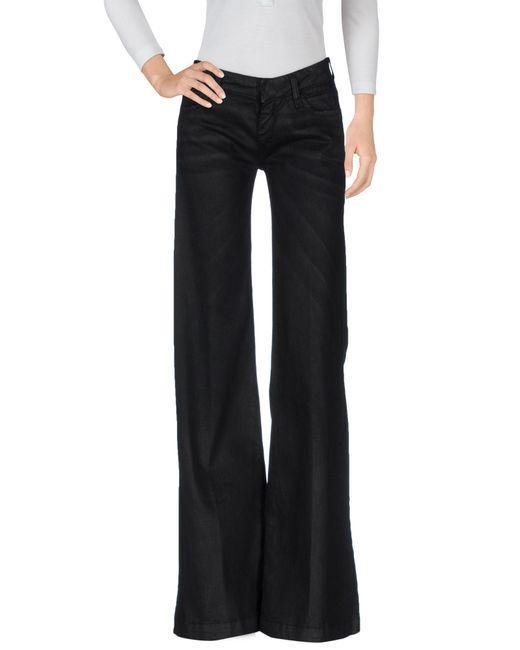 Ring | Black Denim Pants | Lyst