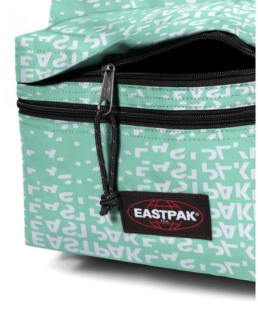 Eastpak Green Rucksäcke & Bauchtaschen