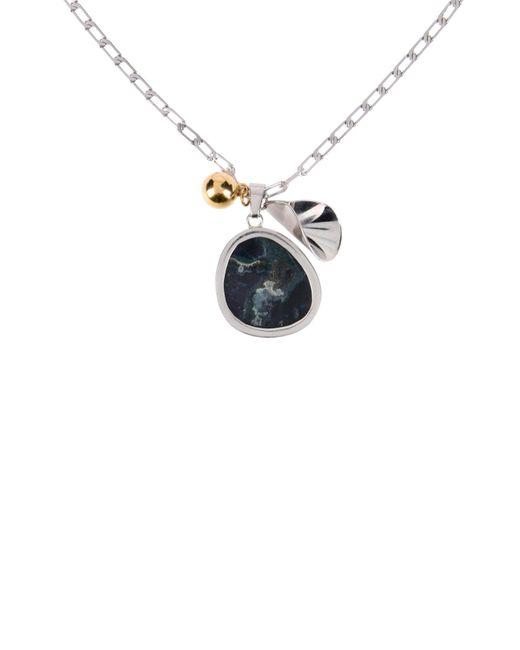 NIGHTMARKET.IT - Green Necklace - Lyst