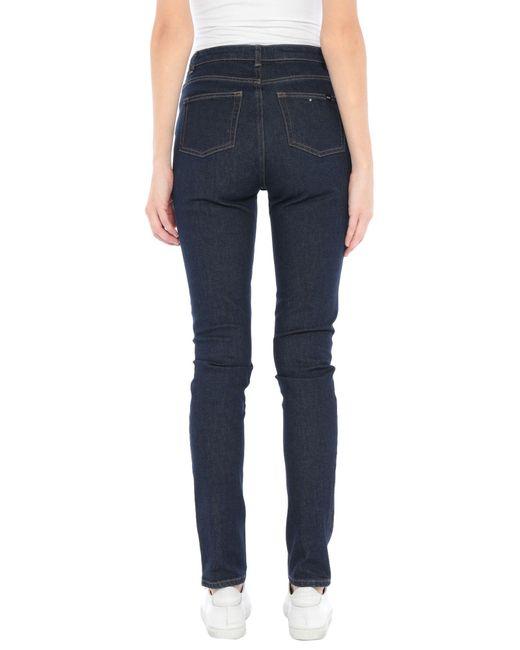 Pantaloni jeans di WOOD WOOD in Blue