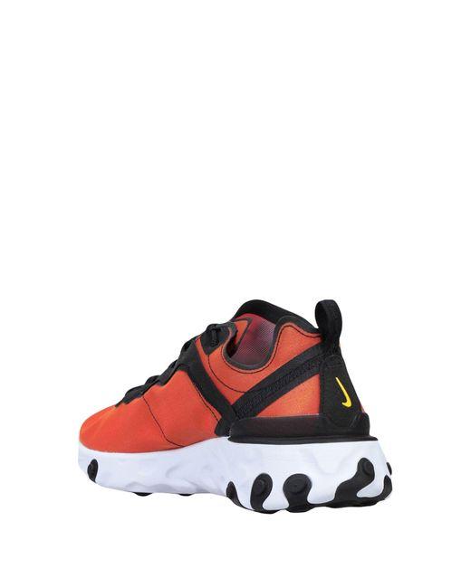 Sneakers & Tennis basses Nike pour homme en coloris Orange