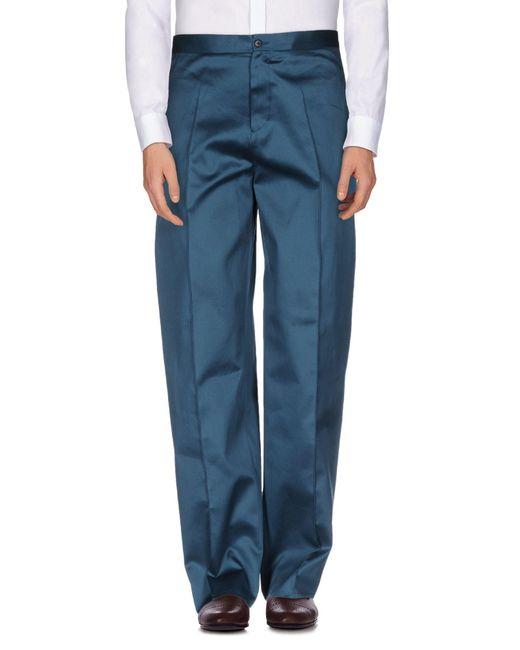 Yang Li - Blue Casual Pants for Men - Lyst