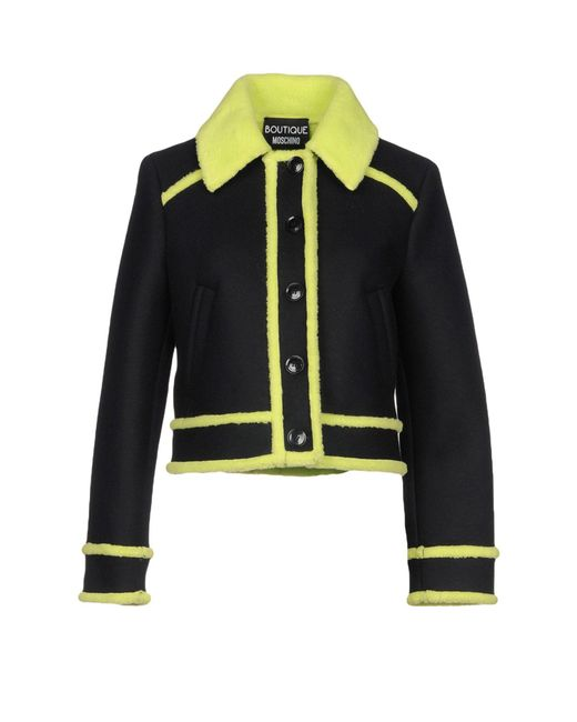 Boutique Moschino - Green Jacket - Lyst