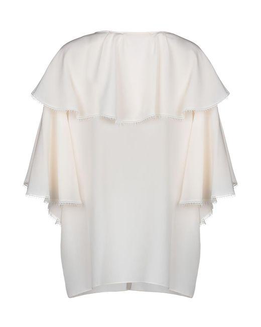 Chloé Camicia da donna di colore neutro