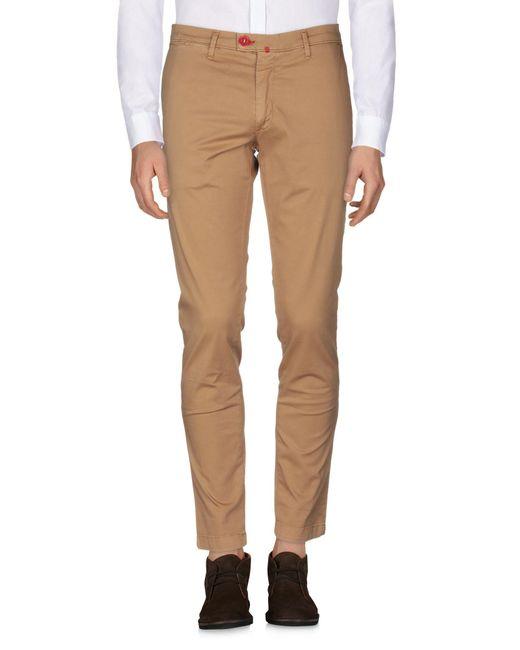 Pantalone di Jeanseng in Brown da Uomo