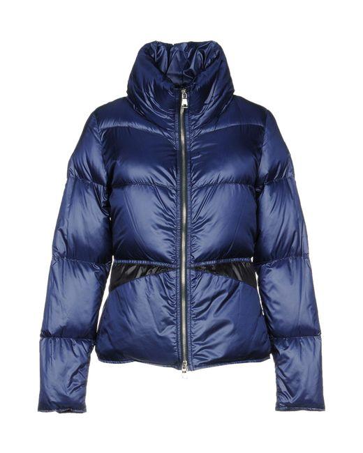 Sealup - Blue Down Jacket - Lyst
