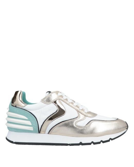 Voile Blanche White Low-tops & Sneakers