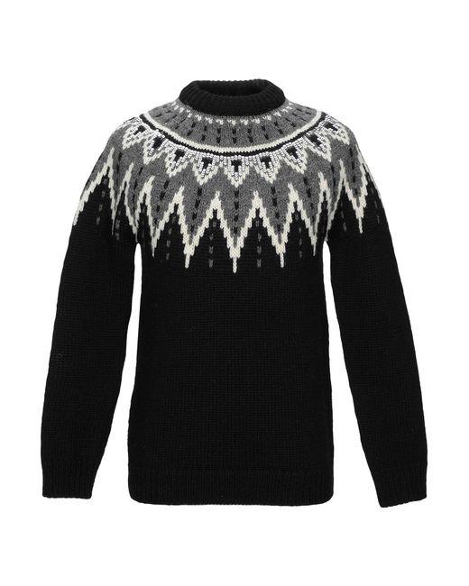 Saint Laurent Pullover in Black für Herren