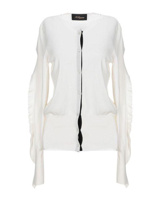 Les Copains Rebecas de mujer de color blanco pXm30