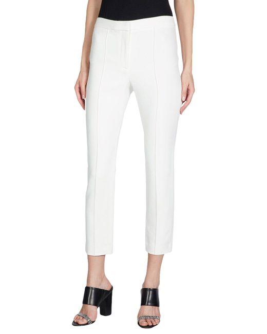 Pantalones Adam Lippes de color White