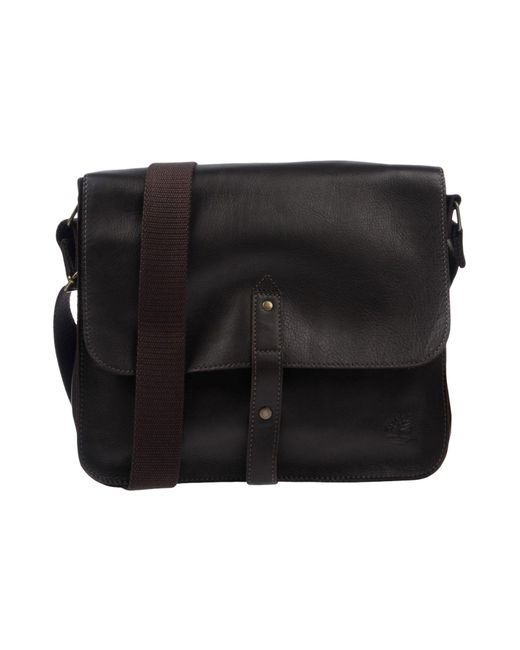Timberland - Brown Cross-body Bag for Men - Lyst