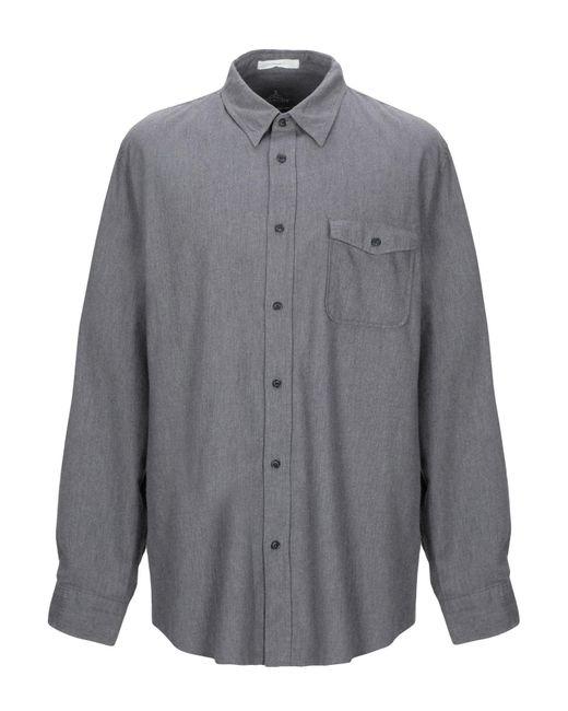 B.D. Baggies Hemd in Gray für Herren