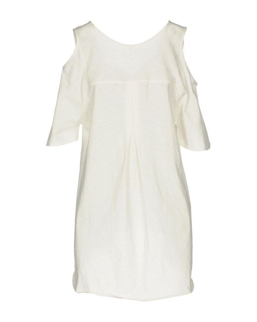 Blumarine T-shirt femme de coloris blanc