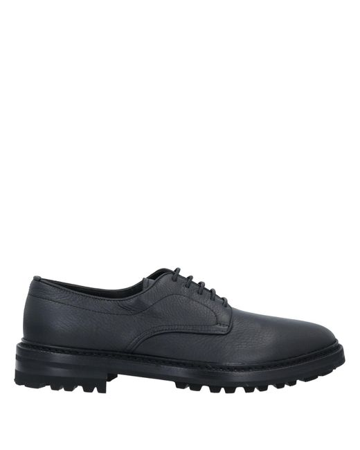 Giorgio Armani Schnürschuh in Black für Herren