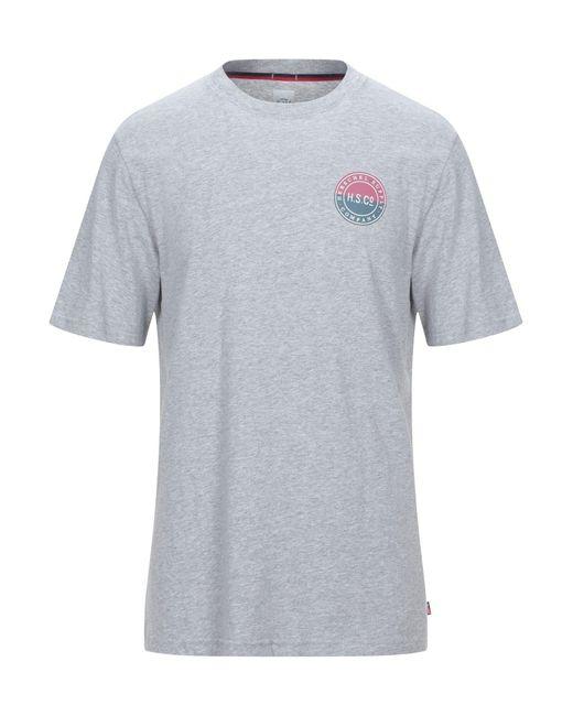 Herschel Supply Co. Gray T-shirt for men