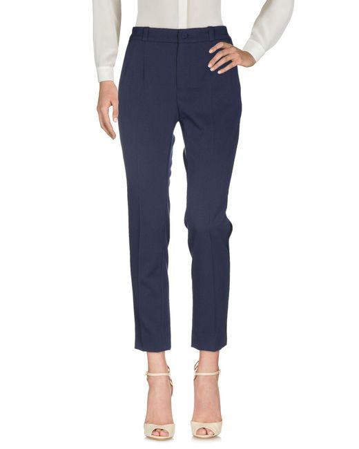 Pantalon Lanvin en coloris Blue