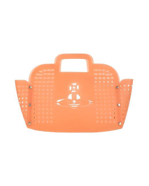 Vivienne Westwood Orange Handbag