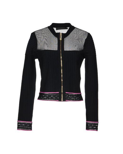 Versace Black Strickjacke