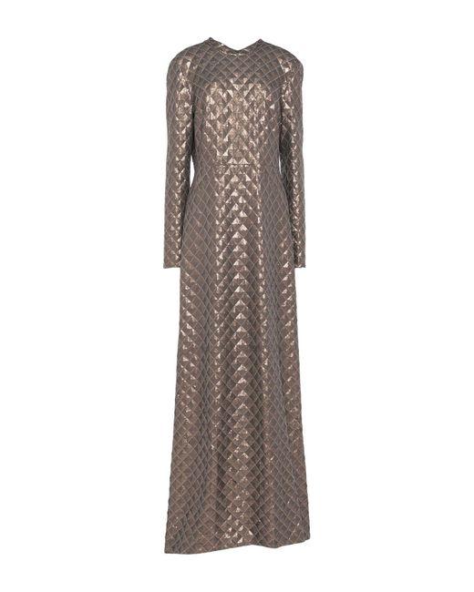 Ports 1961 Robe longue femme UZFpE
