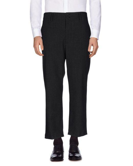 Golden Goose Deluxe Brand Gray Casual Pants for men