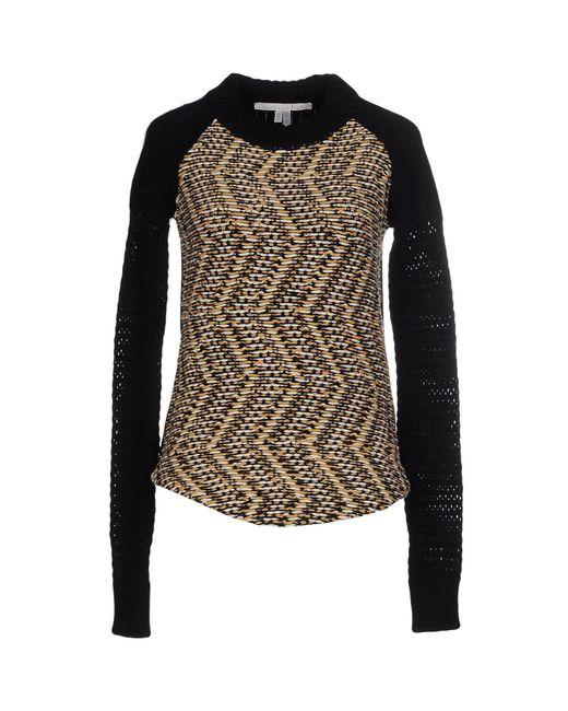 Schumacher - Black Sweater - Lyst