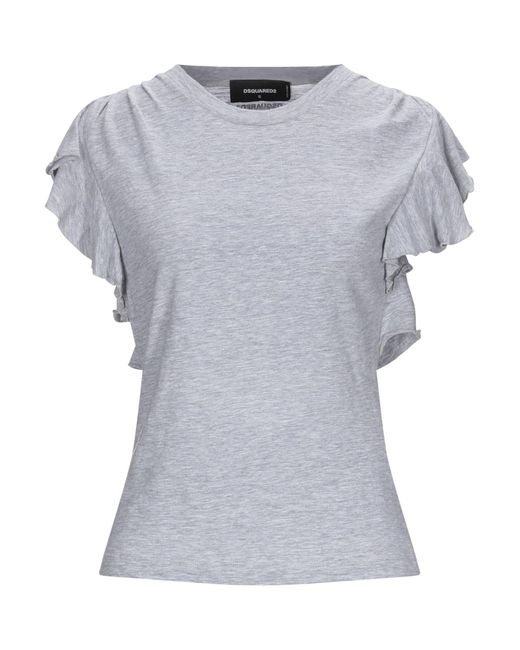 T-shirt di DSquared² in Gray