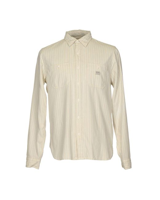 Denim & Supply Ralph Lauren - White Shirt for Men - Lyst