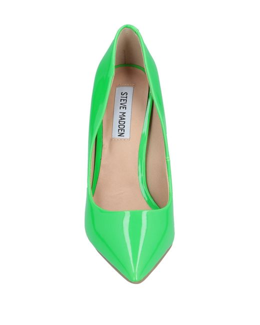 Escarpins Steve Madden en coloris Green
