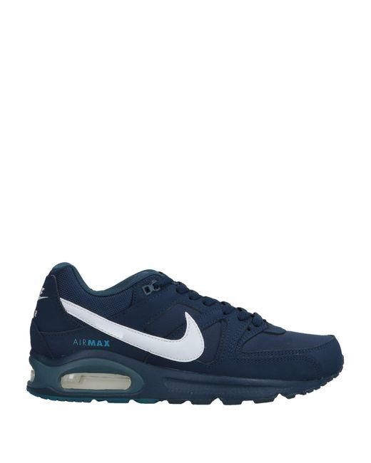 Nike - Blue Low-tops & Sneakers for Men - Lyst