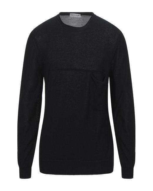 Daniele Alessandrini Homme Pullover in Black für Herren